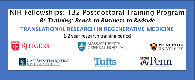 T32 Postdoctoral Training Program: Translational Research in